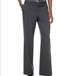 Calvin Klein Gray Dress Pants
